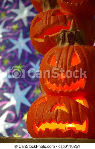 Jack O Lanterns - csp0110251