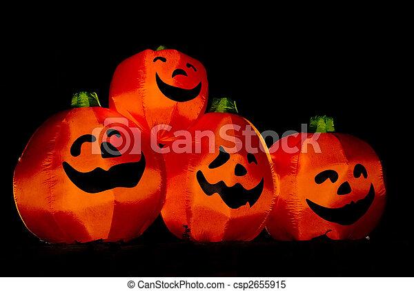 Jack-O-Lanterns - csp2655915