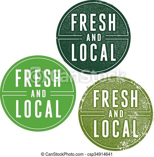 jadło, świeży, wyroby, miejscowy - csp34914641