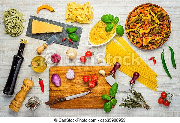 Jadło Kuchnia Gotowanie śródziemnomorski Składniki