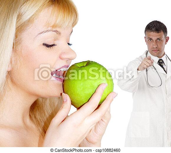 jadło, pojęcie, zdrowy - csp10882460