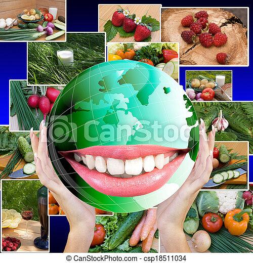 jadło, pojęcie, zdrowy - csp18511034