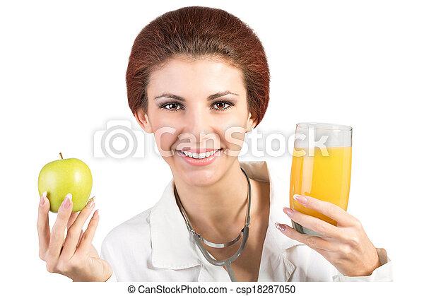 jadło, zdrowy - csp18287050