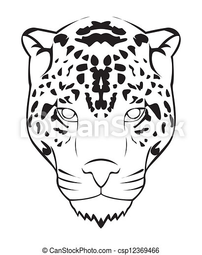 Jaguar Face
