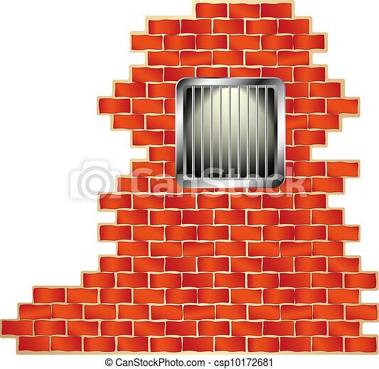 Jail window - csp10172681