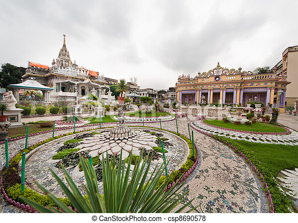 Jainist Temple - csp8690578