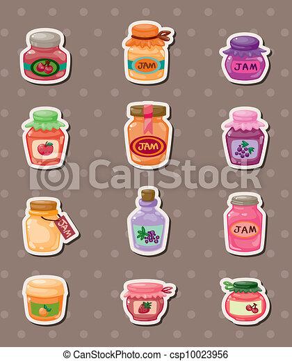 jam stickers - csp10023956