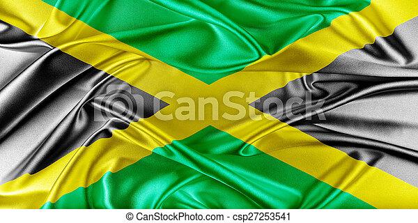 jamaica läßt - csp27253541