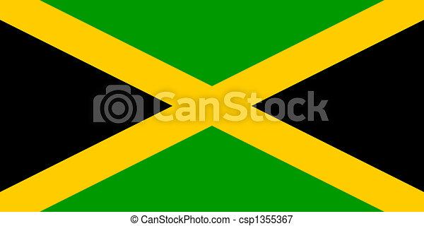 jamaica läßt - csp1355367