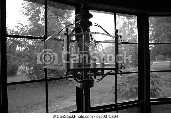 janela, baía - csp0075264