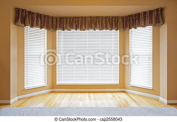 janela, baía - csp2558043