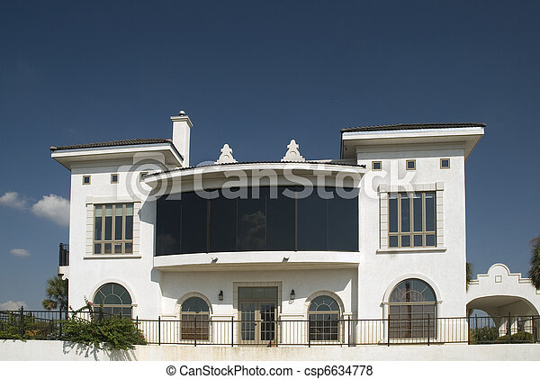 janela, baía - csp6634778