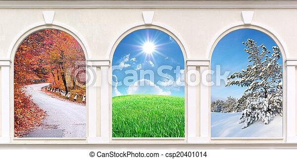 janelas, estações - csp20401014