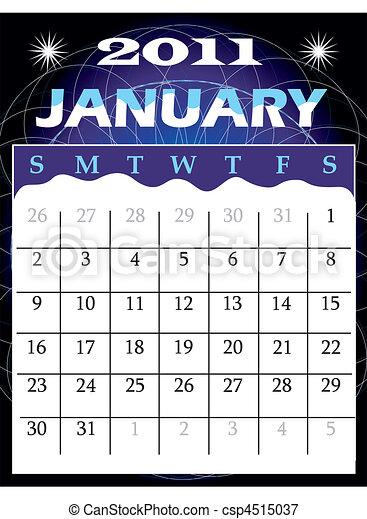 January 2011 - csp4515037
