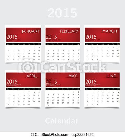 Calendario Anno 2015.January Semplice Maggio Aprile Anno 2015 Calendario Febbraio Marzo