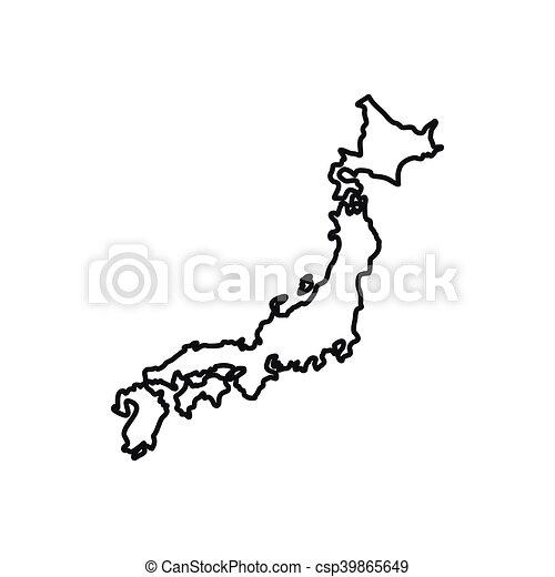 Japan map icon, outline style on hyogo japan, yokota japan, winter in japan, kawasaki japan, info about japan, world map japan, languages spoken in japan, hakone japan, kanagawa japan, nikko japan, gifu japan, takayama japan, printable map japan, honshu japan, hiroshima japan, sendai japan, mountains in japan, nagoya japan, hamamatsu japan,