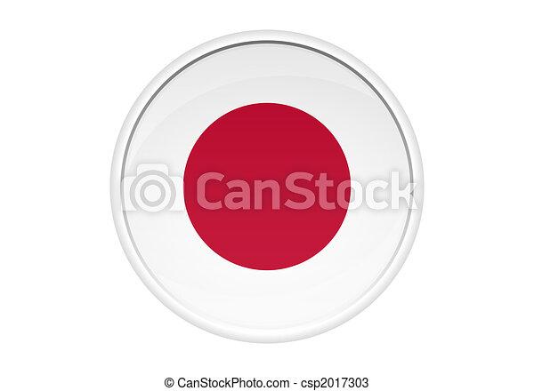 japan, sticker - csp2017303