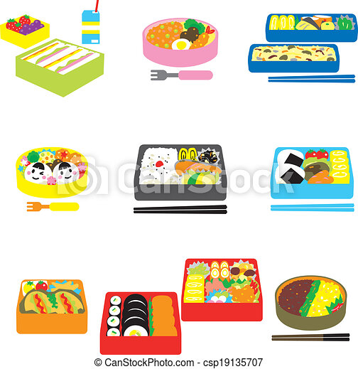 Japanese BENTO Box Lunch Bento Bo
