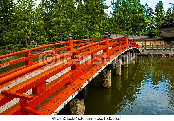 Japanese Bridge - csp15853557