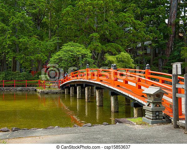 Japanese Bridge - csp15853637
