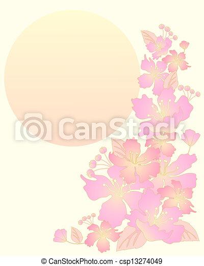 japanese design - csp13274049
