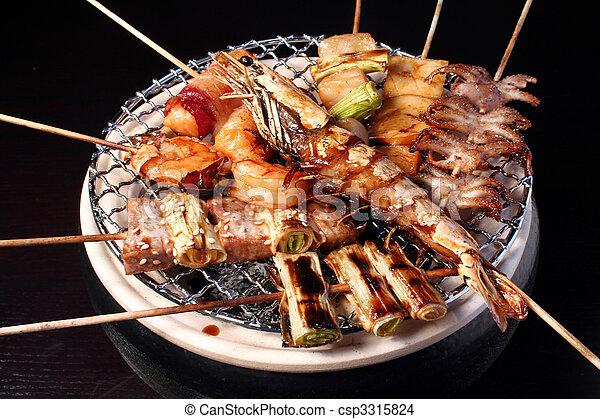 Japanese food - csp3315824