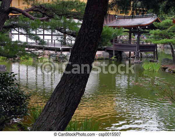 Japanese garden - csp0015507