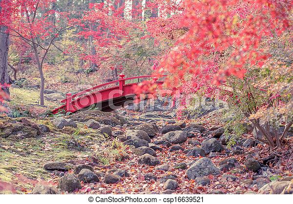 Japanese Garden - csp16639521