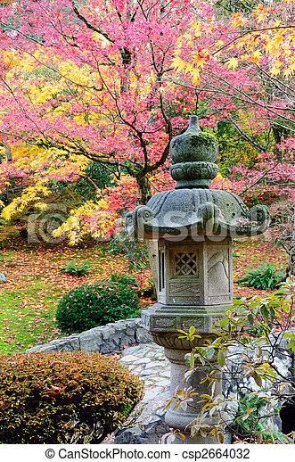 Japanese Garden - csp2664032