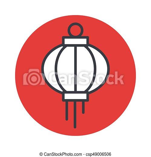 japanese lantern icon isolated on white background vector vector rh canstockphoto com japanese vector art japanese vector art