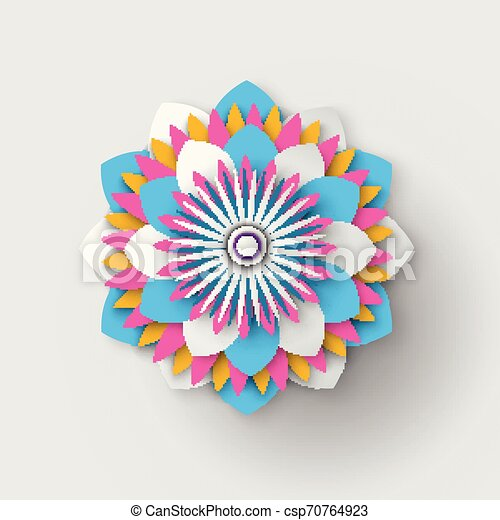 Step by Step Origami Flower Folding Guide | HGTV | 470x450