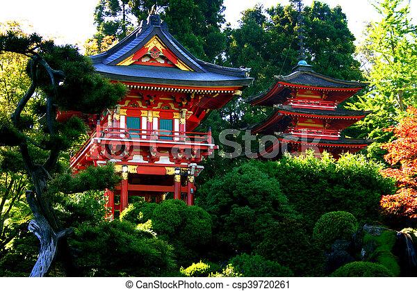 japanese tea garden san francisco csp39720261 - Golden Gate Park Japanese Tea Garden