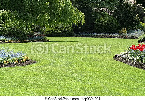 jardín - csp0301204
