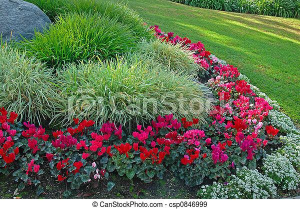 jardín - csp0846999