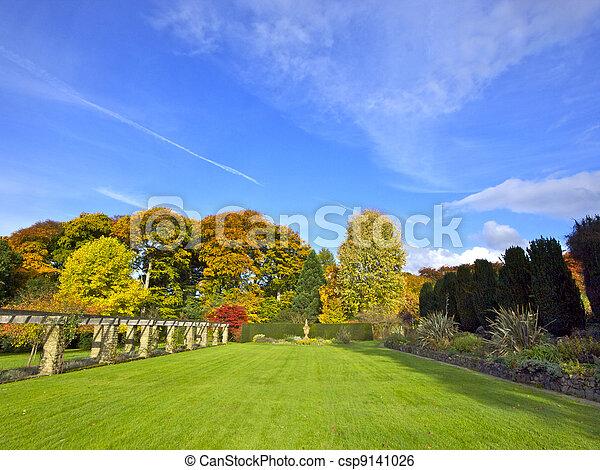 jardin anglais - csp9141026