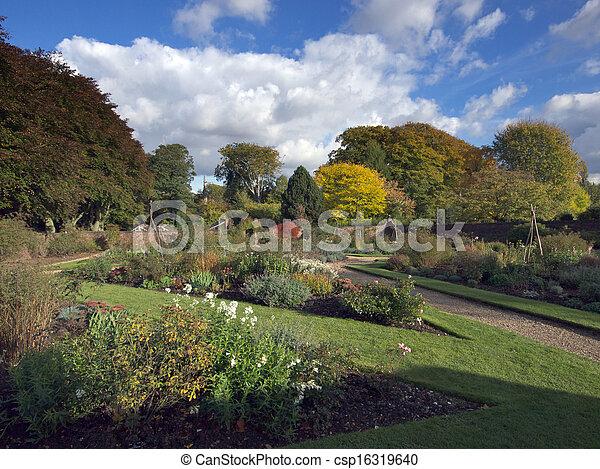 jardin anglais - csp16319640