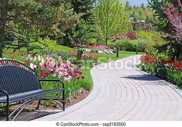 Jardin Chemin