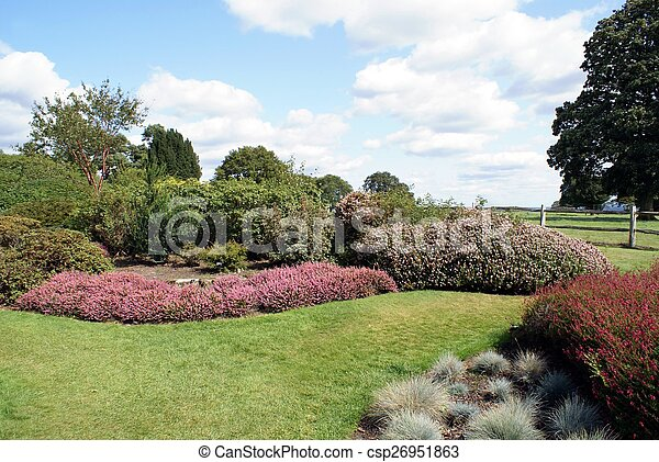 jardin - csp26951863