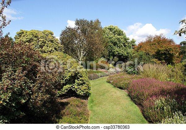 jardin - csp33780363