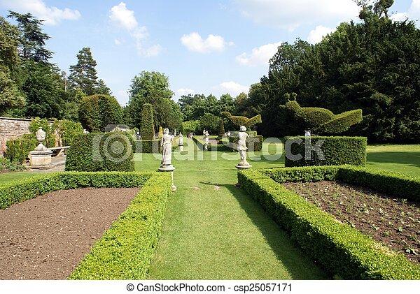 jardin - csp25057171