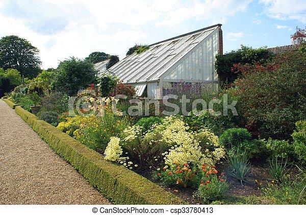 jardin - csp33780413
