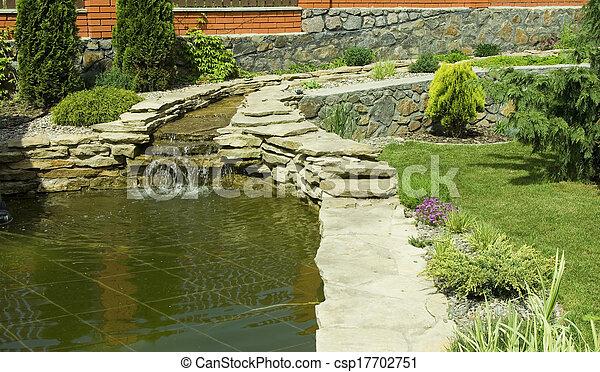 jardin - csp17702751
