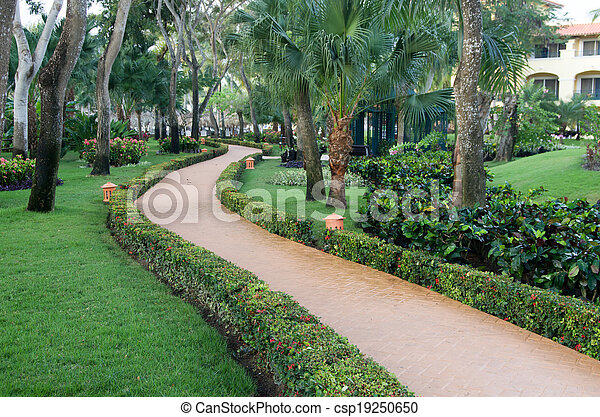 jardin - csp19250650