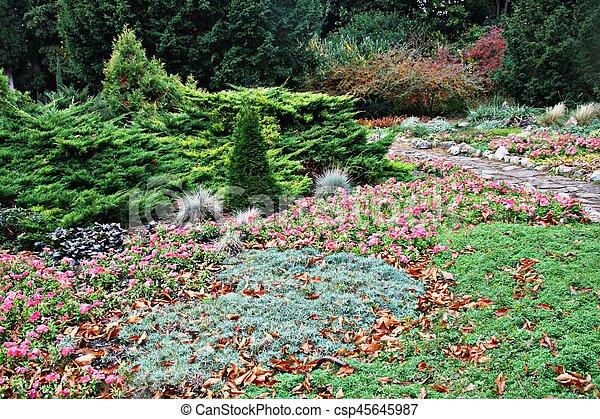 jardin - csp45645987