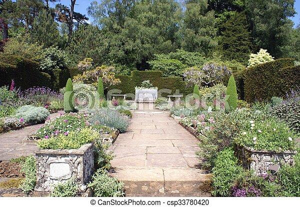 jardin - csp33780420