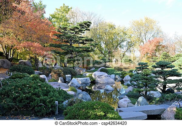 jardin - csp42634420