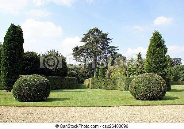 jardin - csp26400090