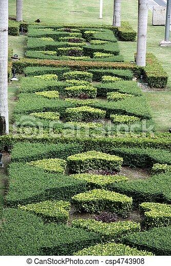 Jardinería - csp4743908