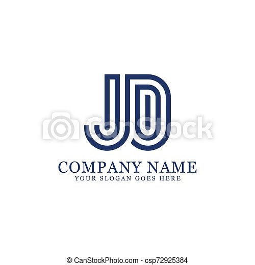 30+ Creative Jd Logo Design
