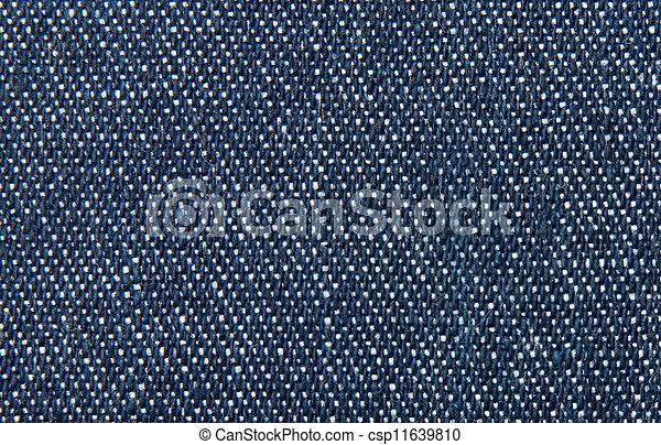 jean, materiale - csp11639810